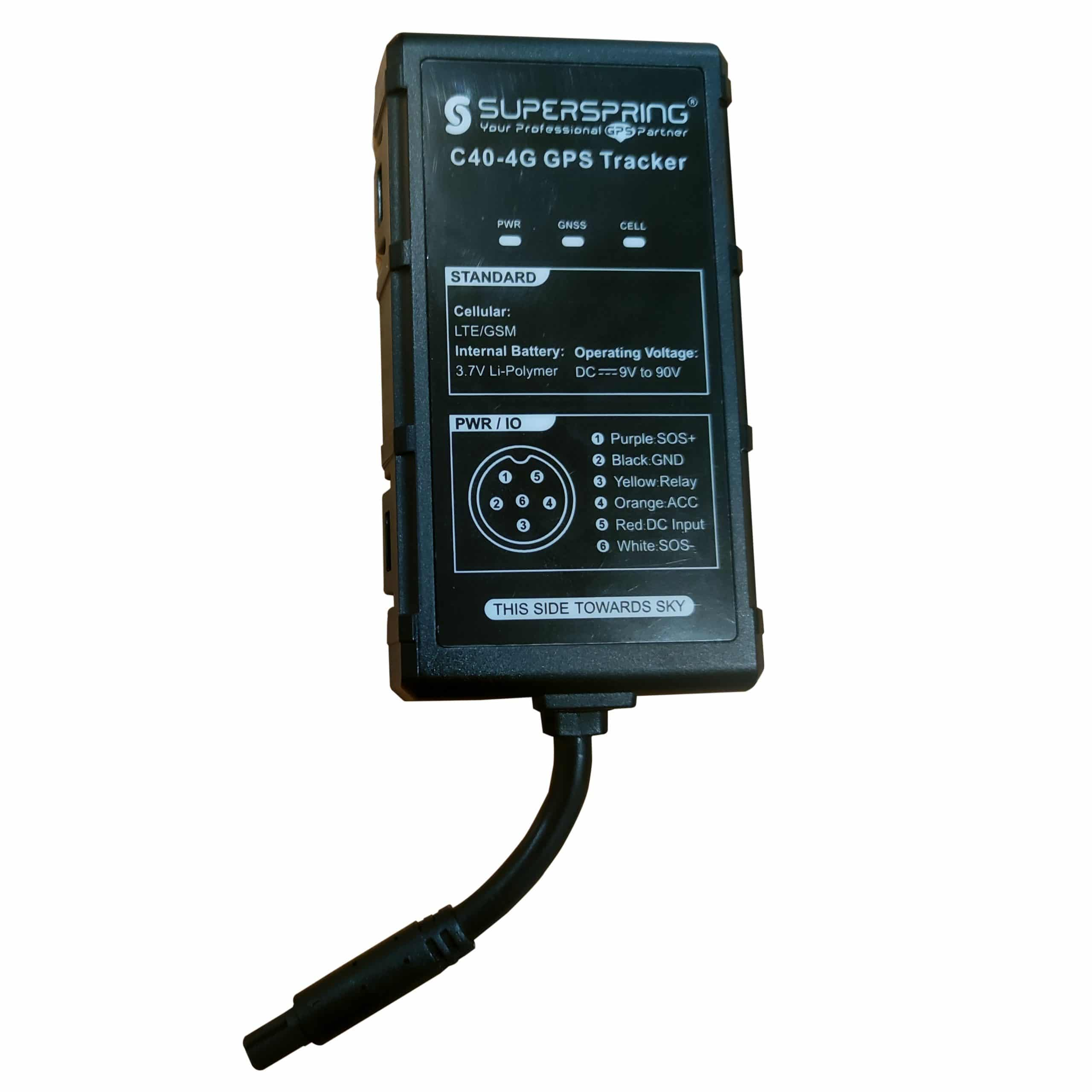 GPS Mobil 4G C40 081291716788